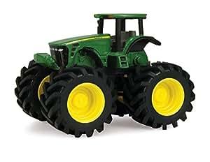 Tomy John Deere - 42936 - Véhicule Miniature - Tracteur - Monster Treads