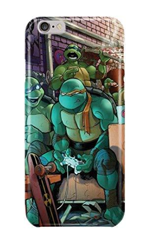 Case Me Up Handy Hülle für iPhone 7 Ninja Turtles TMNT Leonardo Donatello Michelangelo Raphael 9 Designs