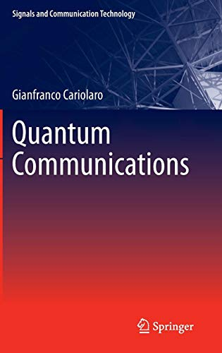 Quantum Communications (Signals and Communication Technology) Quantum-receiver