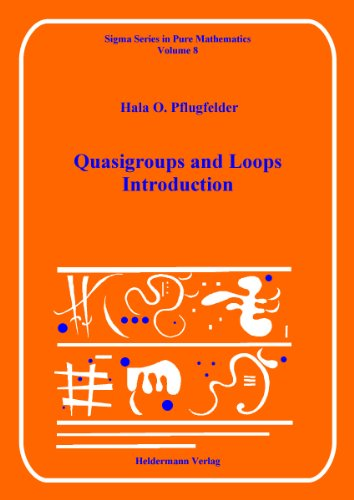 Quasigroups and Loops: Introduction: An Introduction (Sigma