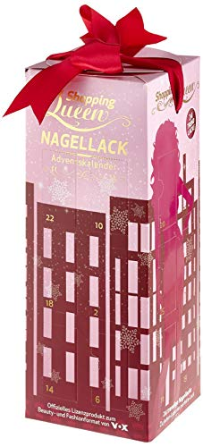 "Der Shopping Queen Nagellack-Adventskalender für alle Fans der VOX Styling-Doku ""Shopping Queen\"""