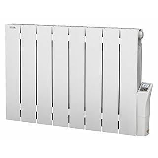 Acova Cotona LCD Elektrischer Heizkörper Aluminium flüssiger Wärmeträger, weiß, 50040060