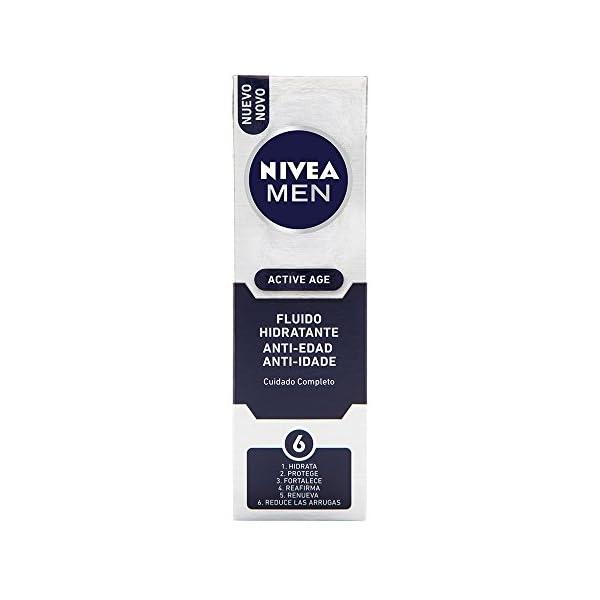 Nivea Men Active Age Crema Hidratante de Día Antiarrugas – 50 ml