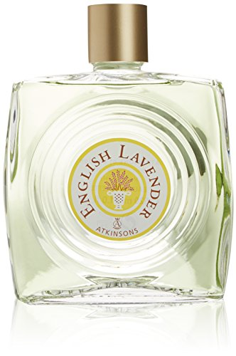English lavander di Atkinsons - Eau de Cologne Edc - Flacone 620 ml.