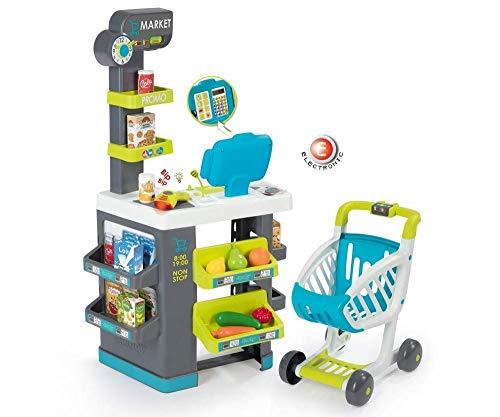 Imagen de Supermercado de Juguete Smoby por menos de 60 euros.