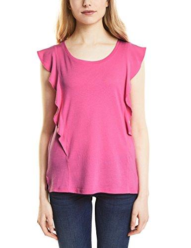 (Street One Damen Top 311932, Rosa (Flamingo Pink 11272), 38)