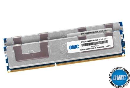 72 Pin Dimm (OWC 1333d3W4m08K PC-Speicher, DDR3, PC/Server, 240-Pin DIMM, 512M X 72, 0-85°C, 2x 4GB)
