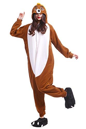 Unisex-Adultos Onesies Kigurumi Topo Animal Pijama Tamaño XL