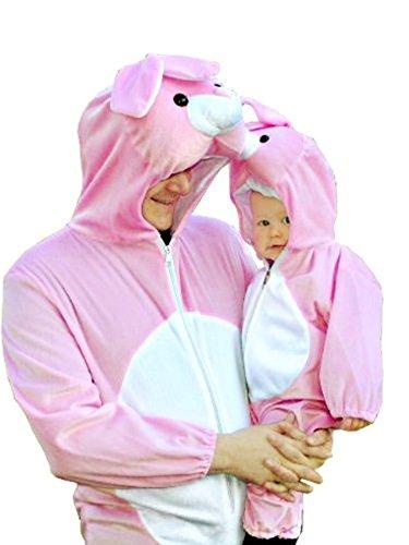 Imagen de j02 tamaño del traje l xl carnival liebre de vestuario conejo conejo liebre trajes de disfraces alternativa