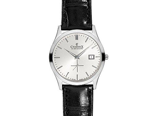 Charmex Reloj con movimiento cuarzo suizo Man Ascot 40 mm