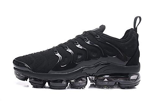 7aa1bc10f5c U34 Air Vapormax Plus TN - Zapatillas de Baloncesto para Hombre, Color  Negro, Color