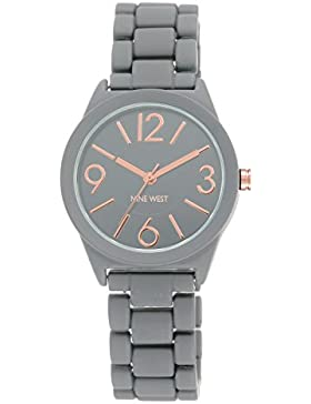 Nine West - Damen -Armbanduhr- NW/1812GYRG