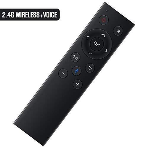 Q7 Fliegende Eichhörnchen Bluetooth Voice Remote Control 2,4 G Mikrofon Drahtlose Infrarot-TV-Box Q7 Drahtlose Stimme Air Mouse Voice Gyro Universal