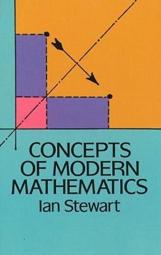 Concepts of Modern Mathematics: 8 (Dover Books on Mathematics) por Ian Stewart