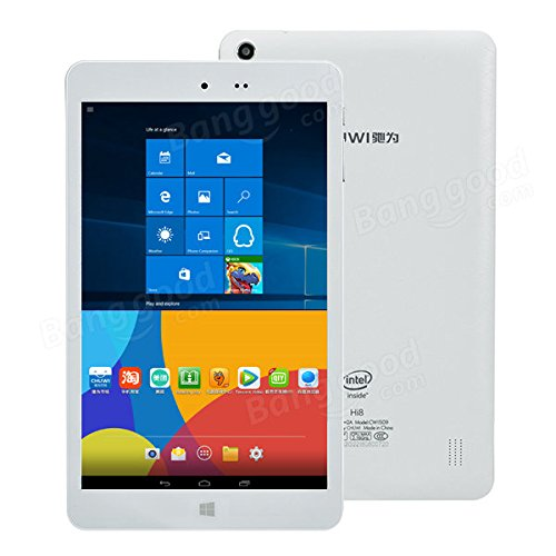 moppi CHUWI Hi8 Intel Z3736 F Quad Core 8 pulgadas Dual Boot Tablet
