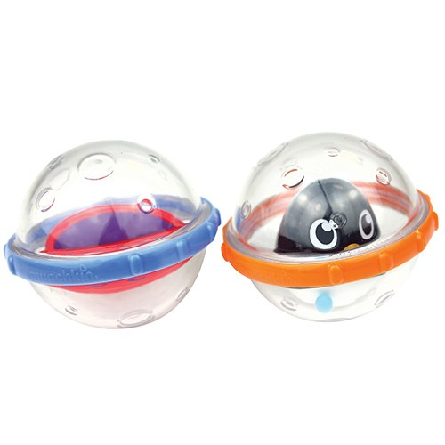Munchkin Badespielzeug, 2 Schwimmende Seifenblasen