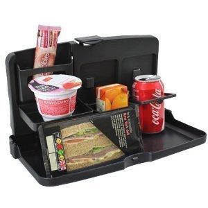 Preisvergleich Produktbild FIAT, Tablett Tisch Getränkehalter Getränke Snack und Lebensmittel für Vordersitz