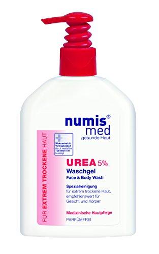 numis med Waschgel UREA 5%, 3er Pack (3 x 200 ml)