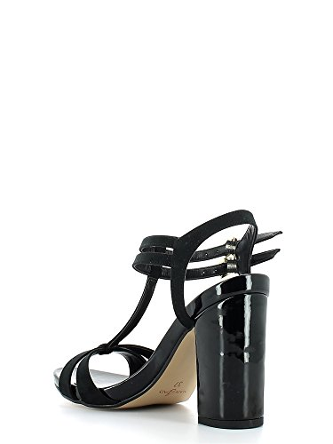 GRACE SHOES 4934 80 PI Sandalo tacco Donna Nero