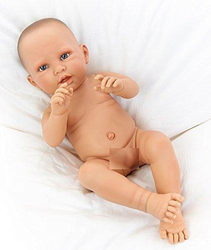 Doro Doll Babypuppe 52 cm Real Boy - anatomisch korrekt