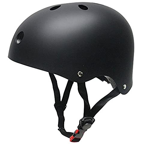 Sport Helmet, TOPFIRE Matt Colorful Women's/Men's BMX Bike/ Skate/ Cycling