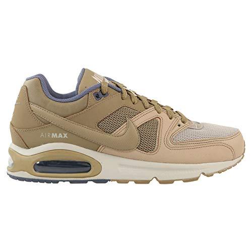 online store cebbd ad4aa Nike Herren Air Max Command Fitnessschuhe, Mehrfarbig (Canteen Desert String  Light