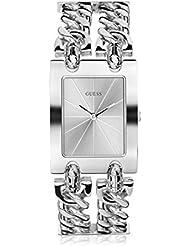 Guess Damen-Armbanduhr Analog Quarz Edelstahl W0311L1