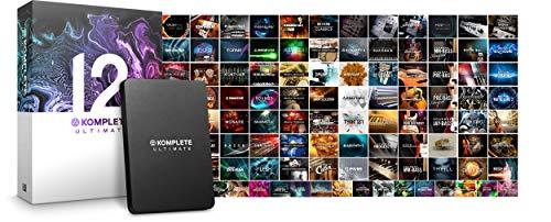 Native Instruments Produktionsstation Software Ultimate Update Software Suite