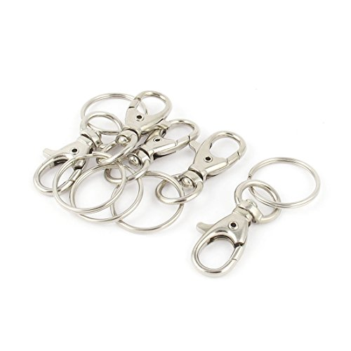 5-pcs-snap-hooks-lobster-clasps-swivel-trigger-clips-key-ring-findings