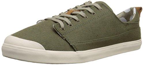 Reef Damen Girls Walled Low Sneaker Verde (Olive)