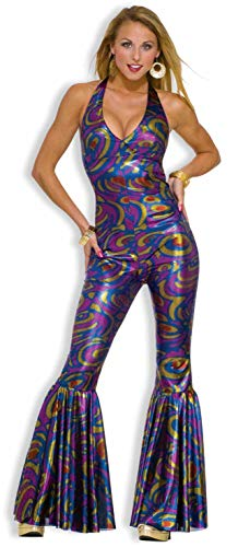 Saturday Adult Kostüm Night Fever - Forum Novelties Funky Dancing Fox Kostüm (Medium/Large)