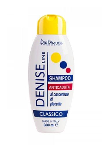 BioPharma Classico Shampoing anti-perte de cheveux - Soin au concentré de placenta