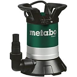 Metabo TP 6600 - Bomba sumergible para aguas limpias, surtido