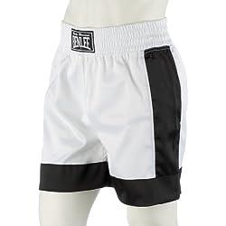Ben Lee - Pantalones para hombre, tamaño XXL, color blanco / negro