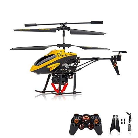 3 Kanal mini RC R/C ferngesteuerter EC-120 EUROCOPTER RETTUNGSHUBSCHRAUBER Hubschrauber Helikopter Heli mit der neuesten Gyroscope-Technologie und LED! + MEGA-ERSATZTEIL-SET!!!