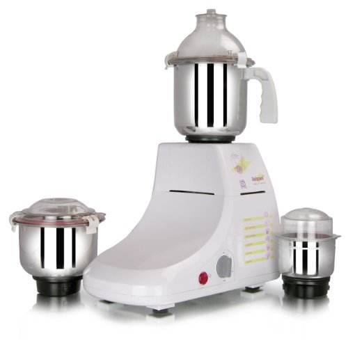Jaipan JP_FMMG Family Mate Mixer Grinder with 3 Stainless Steel Jars  available at amazon for Rs.2495