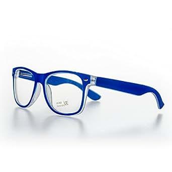 Blue Banana Geek Glasses (Blue)