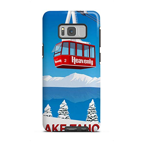 artboxONE Samsung Galaxy S8 Tough-Case Handyhülle Lake Tahoe California von Steve Ash