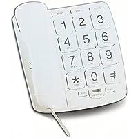 Teléfono de teclas grandes con altavoz Silvano