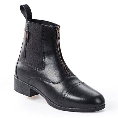 SUEDWIND - Stiefel Bosten CONTRACE Waterproof - schwarz - 45 Regular (Paddock Reiten, Stiefel)