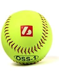 'barnett oss-1Ball Outfield,, Baseball Training, 12, Gelb, 1Dutzend