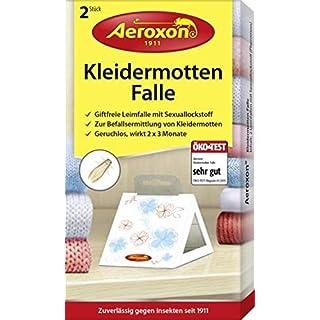 Aeroxon T26139 Kleidermotten Falle, 2 stück