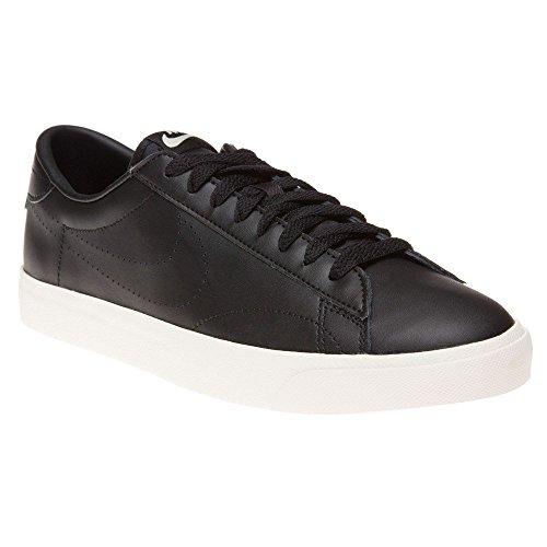 Nike Herren Tennis Classic AC Tennisschuhe, Multicolore-Negro / Amarillo (Black / Black-Desert Sand), 42.5 EU