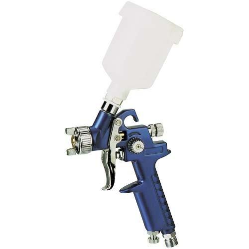 Asturo aerografo convenzionale manuale superiore a bassa pressione modello h-2000 - ugello Ø 0,8 mm