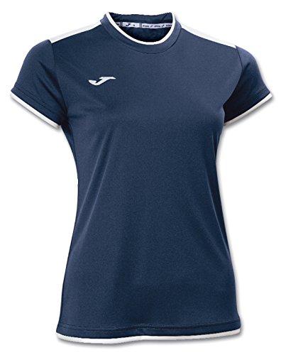 Joma Damen T-Shirt, 900017 Marino Blanco