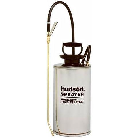 H.D. Hudson Mfg Co 67220 Bugwiser Stainless Steel 2 Gal Sprayer