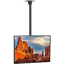SIMBR Soporte TV de Techo con Altura Ajustable Soporte para Televisión con Pantalla LED / LCD