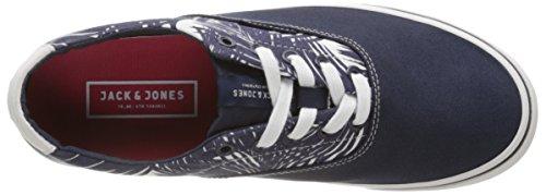 JACK & JONES - Jjsurf, Sneaker Uomo Blu (Bleu (Navy Blazer))