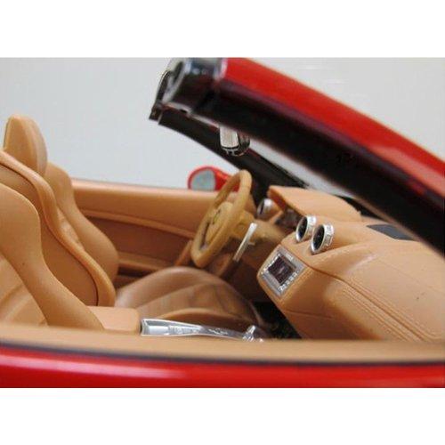 RC Auto kaufen Rennwagen Bild 5: Ferrari California Cabrio - RC ferngesteuertes Lizenz-Fahrzeug im Original-Design, Modell-Maßstab 1:12, Ready-to-Drive, Auto inkl. Fernsteuerung, Neu*