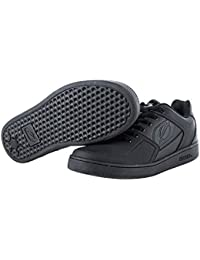 Oneal Pinned Flat Pedal Zapatillas, Unisex Adulto, Negro, 36